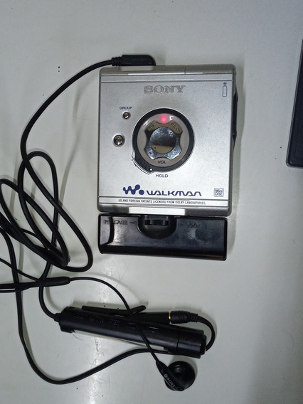 Md Walkman Sony E501 Lp Funcionando
