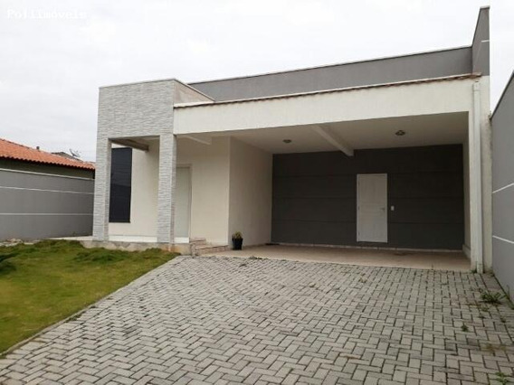 Casa Para Venda Em Araucária, Fazenda Velha, 3 Dormitórios, 1 Suíte, 3 Banheiros, 2 Vagas - Ca0294_2-793106