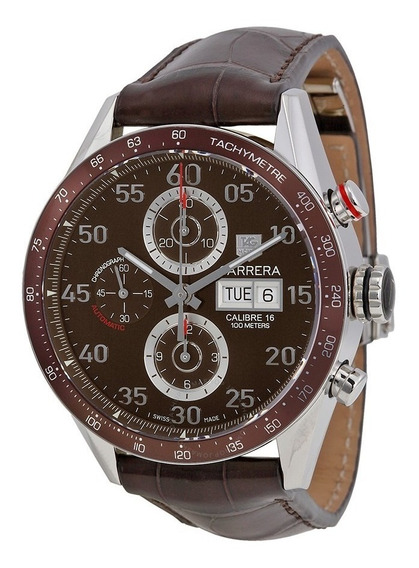 Reloj Tag Heuer Carrera Calibre 16 Day-date