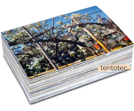 Papel Fotográfico Adesivo A4 Glossy 115g Brilhante A Prova Dàgua Caixa Com 500 Folhas + Brinde