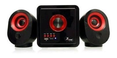 Caixa De Som 2.1 16 W Rms Bluetooth Skanup Kp6012