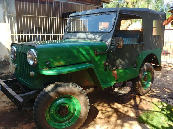 Jeep Jeep Willys 1954