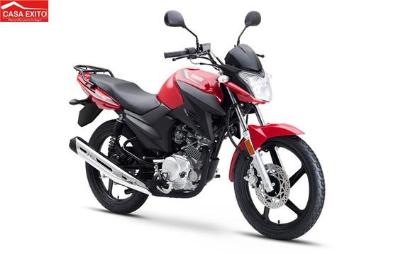 Moto Yamaha Ybr125z 124cc Año 2017