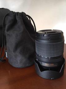 Lente Nikon Af-s Dx Nikkor 18-105mm