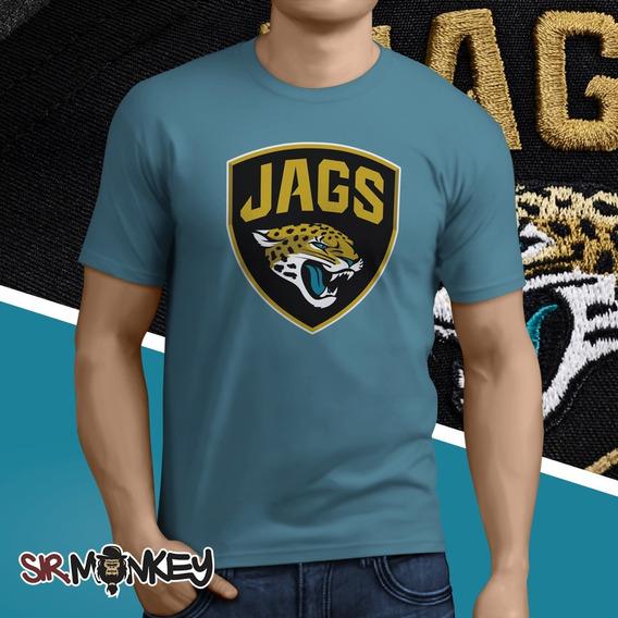 Camiseta Jacksonville Jaguars Nfl - Temos Todos Os Times