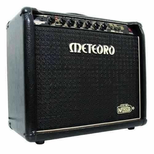Cubo P/ Guitarra Meteoro Nitrous Gs-100 100w
