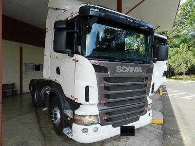 Scania R 440 6x2 2012 De Câmara Fria C/ Retarder