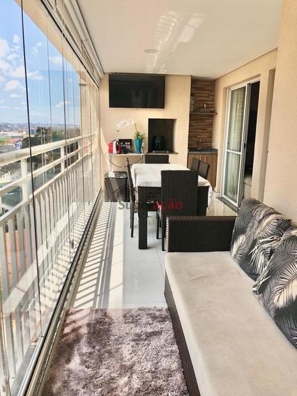 Apartamento - Vila Augusta - Ref: 1137 - V-2937