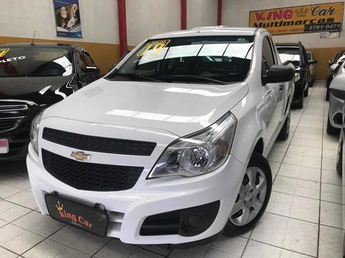 Chevrolet Montana 1.4 Ls Econoflex 2019 Kingcar Multimarcas