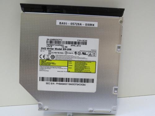 Leitor De Cd E Dvd Notebook Samsung Np-rv420-cd2br