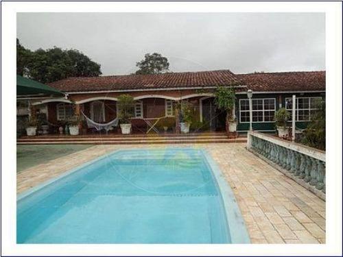 Chácara Residencial À Venda, Serra Negra, Bom Jesus Dos Perdões - Ch0225. - Ch0225
