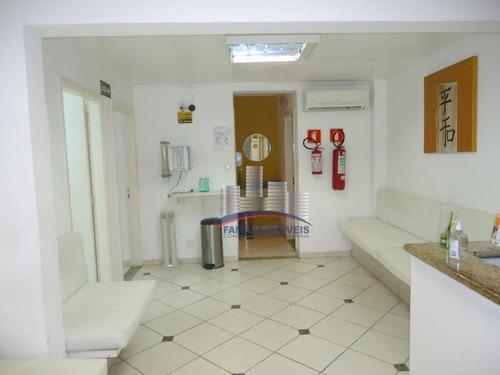 Imagem 1 de 30 de Sobrado, 150 M² - Venda Por R$ 530.000,00 Ou Aluguel Por R$ 6.330,00/mês - Vila Matias - Santos/sp - So0686