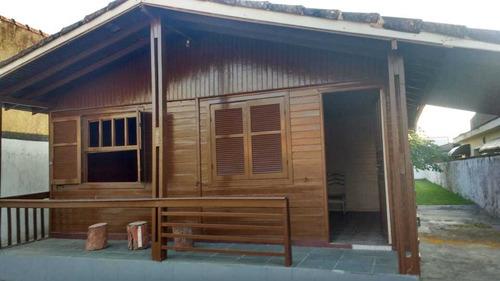 Imagem 1 de 14 de 4113-chalé 2 Dormitórios Edícula Escritura Terreno Com 450m²