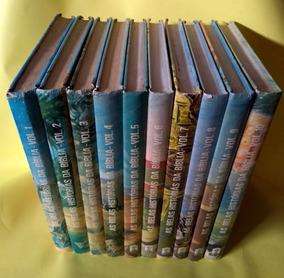 Coleção As Belas Histórias Da Bíblia 10 Volumes Completa