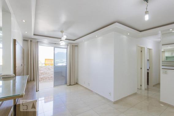 Apartamento Para Aluguel - Taquara, 3 Quartos, 75 - 893035805