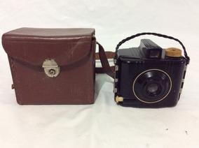 - Máquina Fotográfica Kodak Baby Brownie -