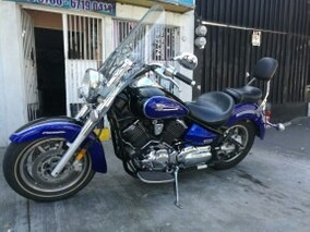 Yamaha V Star 1100 Classic Impecable Con Accesorios