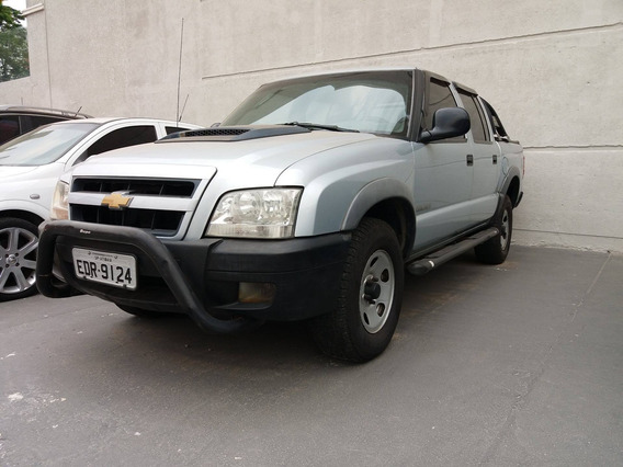 Chevrolet S10 2.8 Colina 4x2 Cd 12v Turbo Electronic