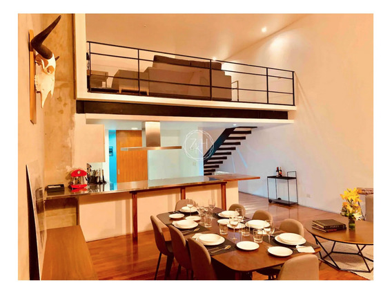 Departamento En Polanco - Garden House
