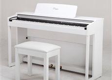 Piano Eléctrico Parquer 88 Teclas Hammer Action Dk360 Cuota