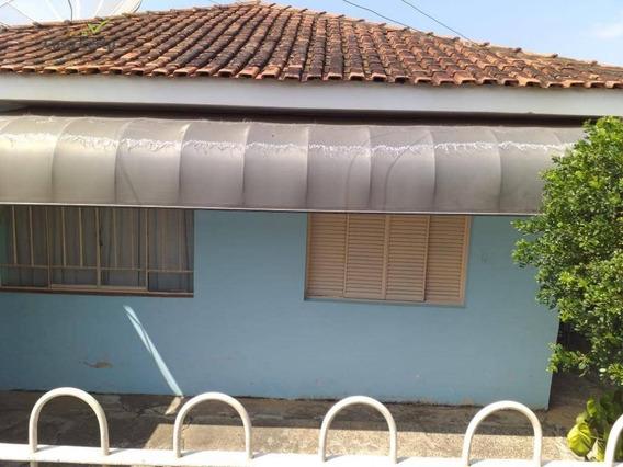 Casa Com 3 Dormitórios À Venda, 180 M² Por R$ 220.000 - Jardim Itacolomi - Mogi Guaçu/sp - Ca1461
