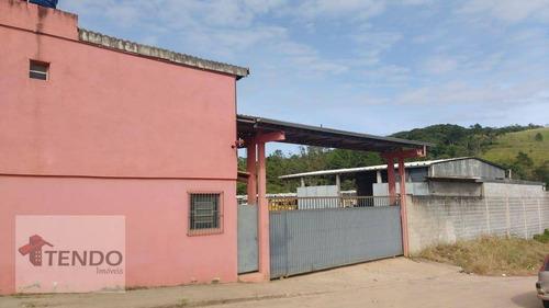 Imagem 1 de 16 de Galpão À Venda 11.000 M2 - Ga0036