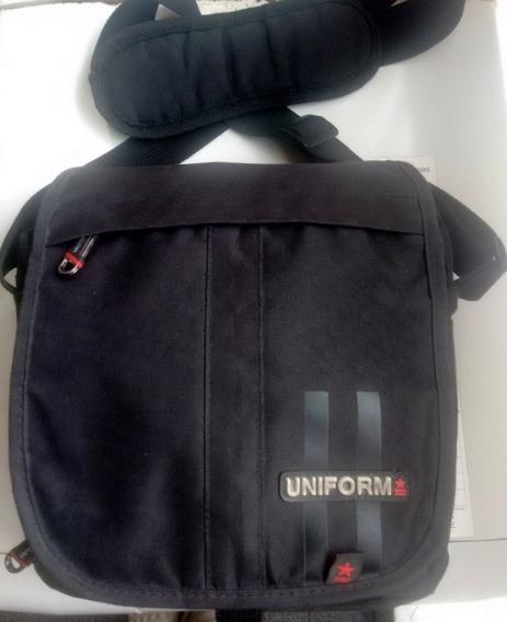 Morral Bolso Porta Documento Motoquero Uniform Unisex