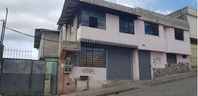 Casas Con Terreno De 1043m2 (oriente Quiteño)