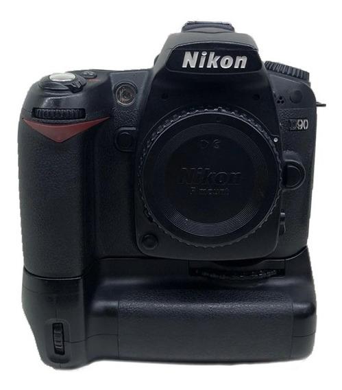 Câmera Nikon D90 Seminova Promoção