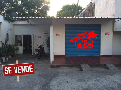Casa En Arauca Se Vende Incl. Local Comercial Neg.