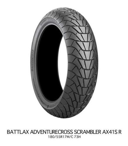 Bridgestone 120/70-19 Ax-41 Scrambler