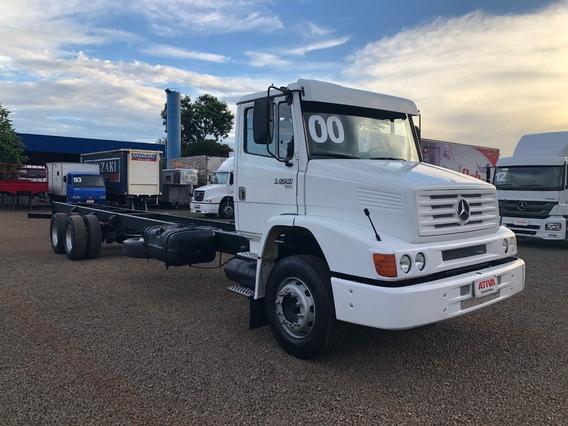 Ativa Caminhões - Mercedes-benz L 1218 6x2 2000/2000