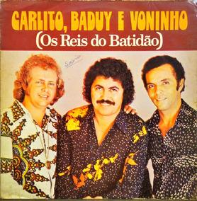 Carlito Baduy E Voninho Lp 1977 Os Reis Do Batidão 11809