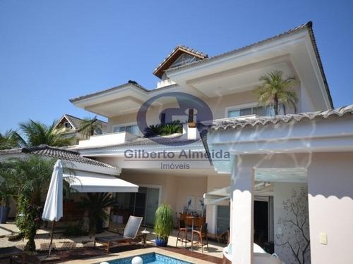 Imagem 1 de 30 de Casa 4 Suítes A Venda No Quintas Do Rio Na Barra Da Tijuca - B-69245 - 33123048