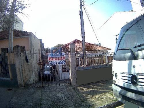 Imagem 1 de 6 de Venda Terreno Sao Bernardo Do Campo Baeta Neves Ref: 63577 - 1033-1-63577