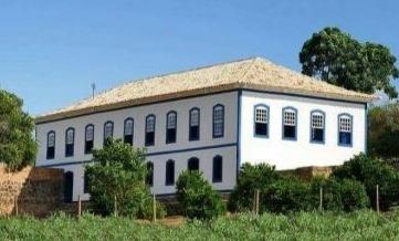 Fazenda Casarão Histórico - 16 Hectares - Região Campo Das Vertentes (mg) - 1572