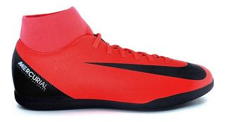 Chuteira Nike Mercurial Superfly 6 Club Futsal Cr7 Botinha