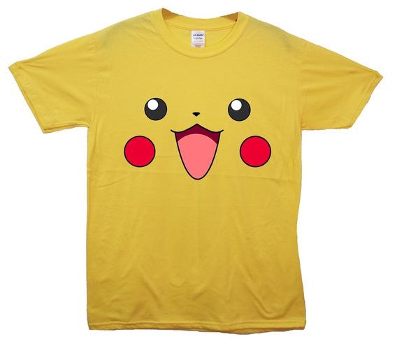 Playera Pikachu