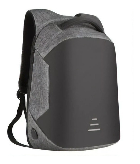 Mochila Antirrobo Porto Usb Impermeable Notebook