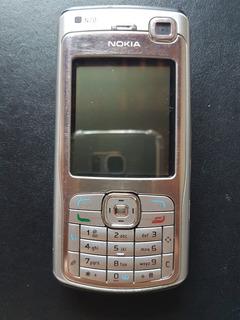 Nokia N70 Semi Novo (raro, Antigo, Coleção) 100% Funcionando