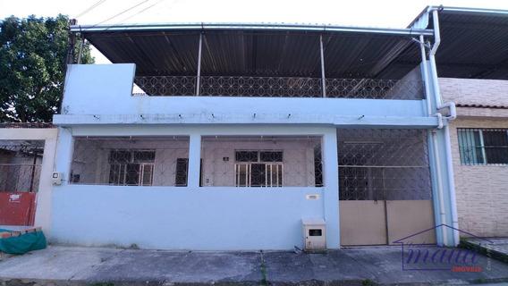 Casa Linear 02 Quartos Independente Dentro De Condomínio! - Ca0142