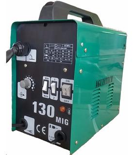 Máquina De Solda Mig 130 Não Usa Gás 110 Volts Unica No Ml