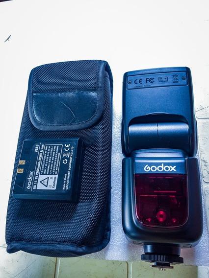 Flash Godox V 860 Para Canon