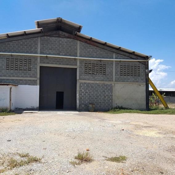 Galpon Industrial En Venta Barquisimeto Rah: 20-2079