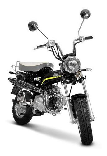 Motomel Max 110 Promo Caba!