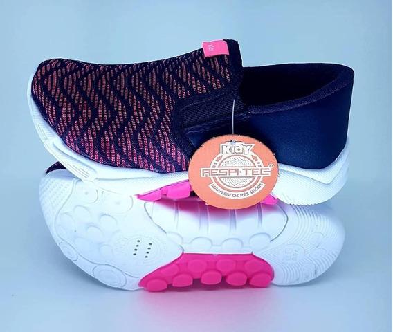 Tenis Kidy Mais Sport 168-1177-3503 - Produto Alta Qualidade