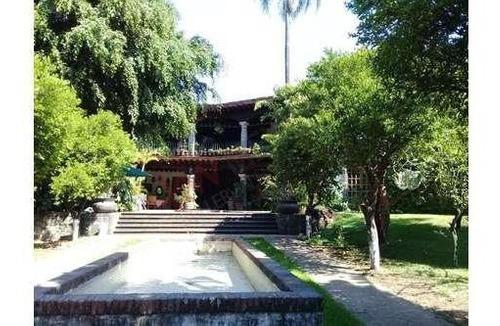 Casa En Venta, Cuernavaca, Morelos, Centro, Espectacular Residencia Histórica Con Hermosas Vistas Y Espacios, Precio 2,700,000 Usd