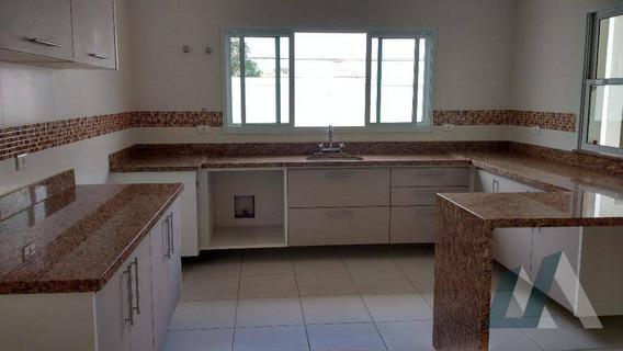 Sobrado Com 3 Dormitórios À Venda, 379 M² Por R$ 1.200.000,00 - Condomínio Villa Olympia - Sorocaba/sp - So0696
