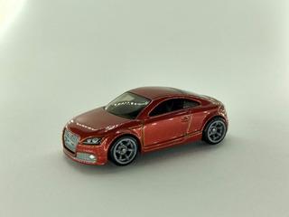 Hot Wheels Audi Tts - Speed Machines - Loose