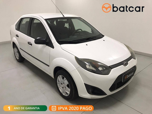 Ford Fiesta 1.6 Mpi Sedan 8v Flex 4p Manual
